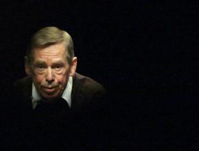 Vaclav Havel Tschechischer  Autor und Präsident