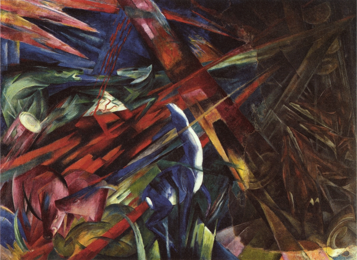 Franz_Marc-The_fate_of_the_animals-1913