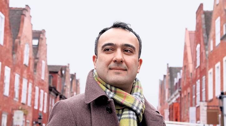 Ahmed Al-hafedh Foto:Manfred Thomas