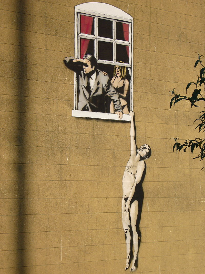 800px-Banksy_lovers