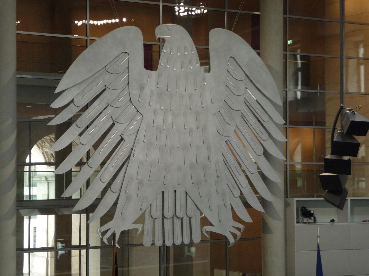 federal-eagle-408395_1280